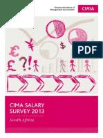 2013 Salary Survey South Africa