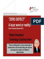 Zero Defect Streefland