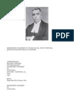 Dissentient Judgement of R.B. Pal, Tokyo Tribunal