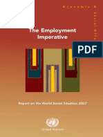Report on the World Social Situation 2007 (United Nations)