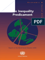 Report on the World Social Situation 2005 (United Nations)