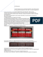 Traducere Manual Abac , (Soroban)