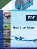 Micro Drum Filters