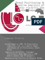 LG brand positioning ppt