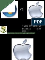 Saurav Apple PM