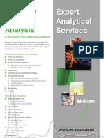Antibody Product Analysis Service Leaflet