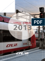 Rapport Annuel CFL 2013