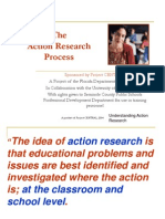 CLASSROOM Action Research 2011