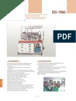 ED-7960 (Hydraulics Trainer)