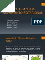 m.c.u