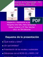 Presentación PAI Detallada