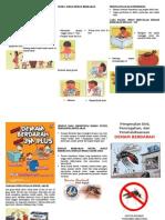 Leaflet Demam Berdarah Dengue