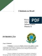 Cidadania No Brasil II