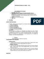 Tesis Upla Posgrado Determinacion Del Efecto Hipoglucemiante de Extracto de Diente de Leon
