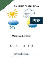 Cuaca Dan Iklim Kt Thn 5