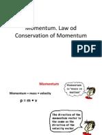 1 Momentum