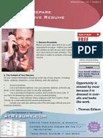 Job Help - General Resume Tips