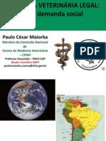 Palestra Paulo Maiorka CFMV 2011