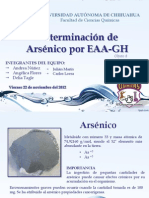 Arsenico GH