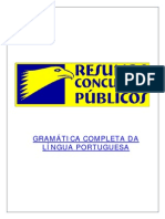Gramatica Completa Da Lingua Portuesa