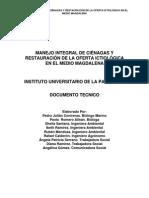 Manejo Integral Ciénagas- UNIPAZ