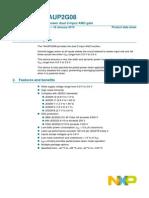 74AUP2G08.pdf