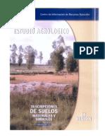 Estudio Agrológico IX Región