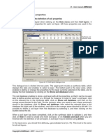 Parameters of Soil Layers