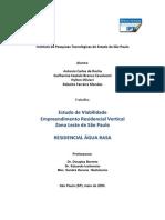 Estudo de Viabilidade de Empreendimento Habitacional (1)