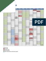 calendario accademico polimi 2014