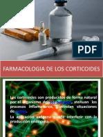 Farmacologia de Los Corticoides