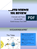 Earth Science Sol