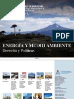 Tercera Edición Revista Energía y Medio Ambiente. Derecho y Políticas Julio 2014 - Facultad de Derecho Universidad Mayor