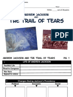 Trail of Tears NotePacket