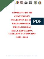 Vii Convencion Colectiva Nacional