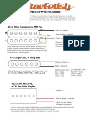 [DIAGRAM_3NM]  Diagrama Gfs Caps | Gfs Wiring Diagram |  | Scribd
