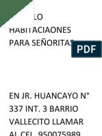 ALQUILO HABITACIAONES PARA SEÑORITAS.docx