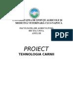 Carne Proiect Carnati