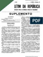 Decreto Lei Nº 5 - 76 - Nacionalizações