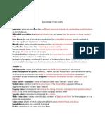 Soc300 Final Study Guide