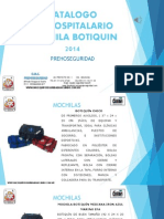 Catalogo Prehospitalario Botiquines2014