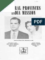 Davis Donald Eleanor 1954 India