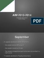 aim 2013-2014