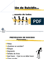 Suicide Prevention Sp