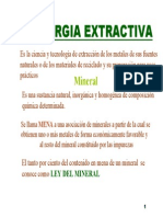 Metalurgia Extractiva