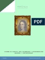 Informe Portafolia Subasta Junio 2014