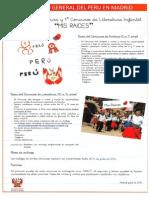 Concurso Dibujo y Literatura Niños