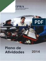 Plano de Atividades 2014