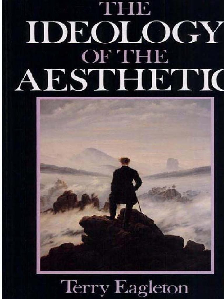 66505092 eagleton ideology of the aesthetic red aesthetics
