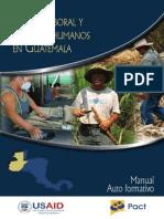 Manual Justicia Laboral y Derechos Humanos en Guatemala